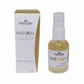 Tira Manchas Do Rosto E Pele - Tratamento Nat Skin Hinode