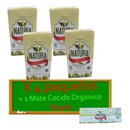 Yerba Mate Natura Organica Misiones Por  Calidad  Mayor