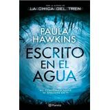 Libros Universal Escrito En El Agua Autor: Hawkins Paula Edi