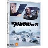 Dvd Velozes E Furiosos 8 - Original Lacrado Lançamento