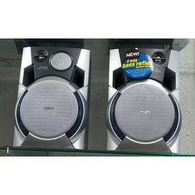 Caixa De Som Philips Fwb-c270 40-80w Rms 6 Ohms Nova