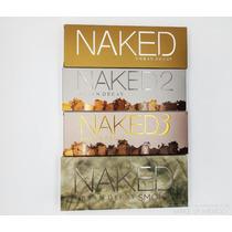 Naked 1 2 3 + Smoky + Envío Gratis 24 Horas Dhl