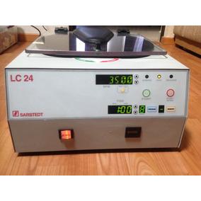 Centrifuga De 24 Tubos Para Laboratorio Modelo Lc24