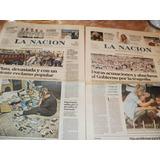 * Diario La Nacion Terrible Inundacion En La Plata