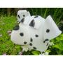 Gorro Perro Dalmata Disfraz En Goma Espuma Cotillón Animales