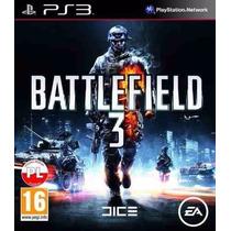Battlefield 3 - Bf3 - Cód. Psn Ps3 - Envio Imediato!