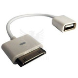 Adaptador Iphone 4 4s 3gs Ipad 1 2 P/ Usb Fêmea