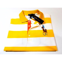 Camisa Ralph Lauren Feminina Yellow - Pólo 95 % Algodão