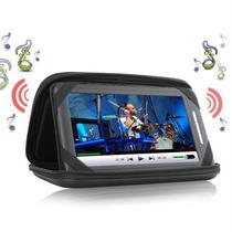 Funda Bocina Tablet 7 Recargable Pc Uso Rudo Audio Celulares