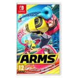 Juego Nintendo Switch Arms Nintendo