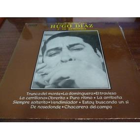 Hugo Diaz Puro Ritmo Vinilo Argentino