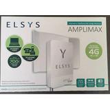 Amplimax Elsys Internet 4g E Celular Rural 700mhz