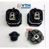 Kit Soporte Pata Motor Y Caja Vth Gol Power 1.4