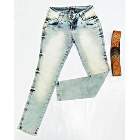 Calça Feminina Jeans Oppnus Cigarret Skinny Clara Suria