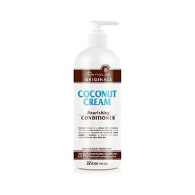 Renpure Crema De Coco Acondicionador Nutritivo, De 32 Onzas