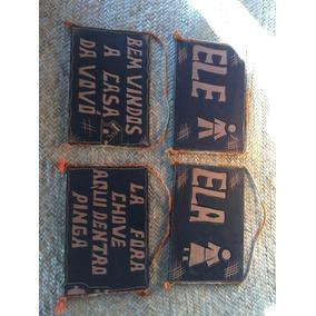 Placas Decorativas , Rustica , Retro , Mdf 30 X 20 Cm