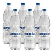 Agua Mineral Cachantun Con Gas 1,5 Lt (6 Unidades)