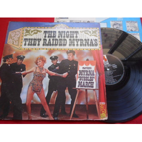 Vinil Myrna March The Night Day They Raided Myrna