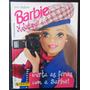 Barbie Holiday - Álbum De Figurinhas Incompleto