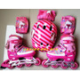 Patines Hello Kitty, Riel Alumino, Abec 7, Delivery Gratis*