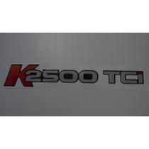 Adesivo K2500 Tci Para Kia Bongo