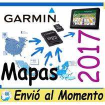 Mapas Garmin Venezuela 2017, 100% Ruteables Todos Los Países