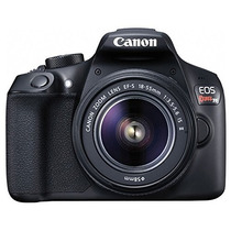 Canon Rebel T6 24.2mp Full Hd+32gb C10+ Kit 18-55mm