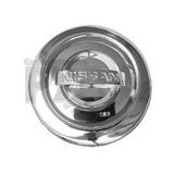 Np300 D21 D22 Centro Copa Rin Cromado Accesorios Nissan