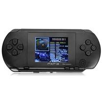 Video Game Portátil Pxp 3 Slim Vários Jogos Mega Drive Retrô