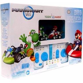 Mario Kart Radio Control Batalla Interactiva Yoshi / Mario