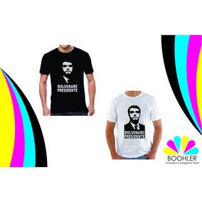 Kit 10 Camisetas Bolsonaro Presidente Bolsomito