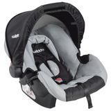 404c - Bebê Conforto Para Carrinho Cosycot Cross Cinza Kiddo