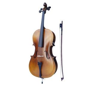 Violoncello Cello Violoncelo Konig 4/4 Completo