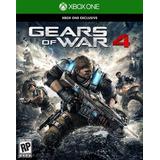 Gears Of War 4 Xbox One - Entrega En El Día