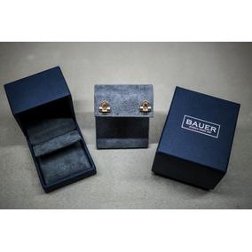 Aretes Rolex Realizados En Oro De 14 Kilates Macizo Bauer