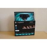 Camara Web Usb Logitech Pro C920 Hd Black (nuevas)