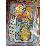 Mochila Escolar- Simpsons- Bart-