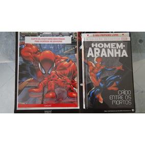 A Coleção Definitiva Do Homem-aranha - Salvat - Livro Ed1
