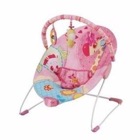 Silla Con Vibración (bouncer) Para Bebé Bebesit