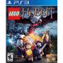 Jogo The Hobbit Lego Ps3 Disco Blu-ray Lacrado Frete Gratis!
