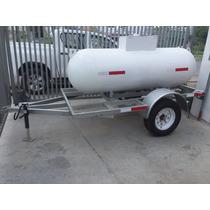 Remolque Para Transporte De Líquidos (gasolina,diesel)