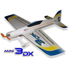 Aeromodelo Shock Flyer Mini 3dx,voo 3d,kit P/montar !!!