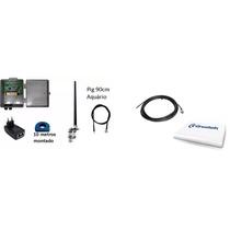 Kit Provedor 12 Dbi 1000mw Antena Omni 12+ Pcba Profissional