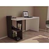 Escritorio Mueble Moderno Minimalista Repisas Oficina Aereos