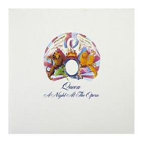 Cd Queen - A Night At The Opera (usado/otimo)