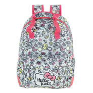 Mochila Costas Hello Kitty Xeryus 9056