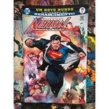 Superman Action Comics Um Novo Mundo Renascimento Ed. 11