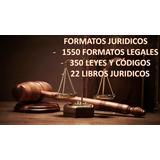 Formatos Jurídicos Documentos Legales Leyes Full