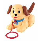 Perrito De Arrastre Pequeño Snoopy Fisher Price