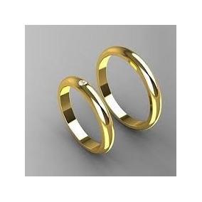 Anillos oro matrimonio mercadolibre chile
